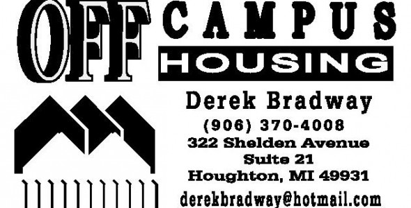 OFF CAMPUS HOUSING