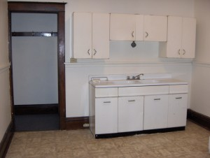 306 Shelden Kitchen-South Wall