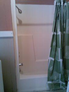 404 Shower, bath 1
