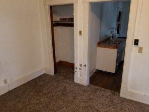 2R Main to Kitchen, Closet