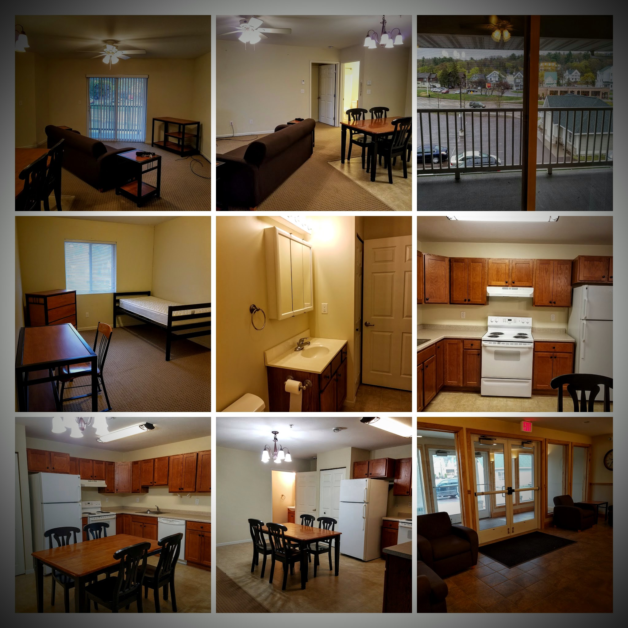 Furnished Apartment: FURNISHED APARTMENTS NEXT DOOR TO CAMPUS